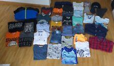 Kleiderpaket 38 Teile für Jungs Sommer Gr. 122, 128 u. Winter 134,140