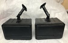 Bose 151 Indoor/Outdoor Speaker Pair  with Wall mount Brackets - READ Des.