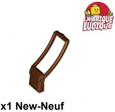 Lego - 1x Minifig utensil sac à main bag sacoche marron/reddish brown 61976 NEUF