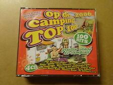 4 CD BOX / OP DE CAMPING TOP 100 2006
