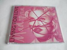 Madonna - Living For Love CD Single 2015 NEW