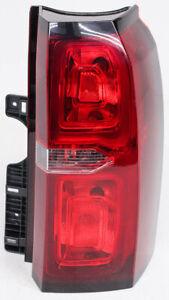 OEM Chevrolet Suburban, Tahoe Right Passenger Side Tail Lamp 84467059 -Lens Chip
