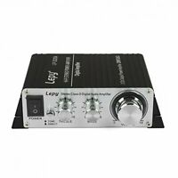 Lepy LP-2020A Hi-Fi Amplifier,Mini Stereo Audio Amplifier with Power Supply NEW