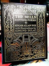 The Bells And Other Poems Easton Press Edgar Allen Poe Fine Rare