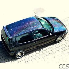 Big Metal Flakes Black Holo Auto Car Effektlack 25g (100g=24€)
