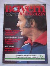 Orig.PRG   1.BL   1982/83   FC BAYERN MÜNCHEN - BAYER 04 LEVERKUSEN  !!  SELTEN
