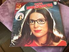 album 2x33 tours nana mouskouri plaisir d'amour '(a37)