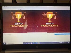 EMVfoundry 2021 EMV software