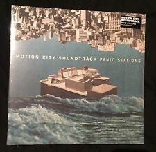 (New) Panic Stations - Motion City Soundtrack LP Vinyl + [Download Card] McLusky
