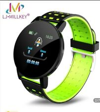 Reloj inteligente deportivo 119Plus, reloj inteligente deportivo con control del