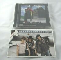 Soul To Soul Stevie Ray Vaughan & D. T. CD 85 EK40036 + RARE SRV PROMO POSTCARD