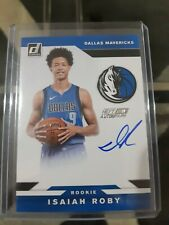 2019-20 Donruss Isaiah Roby Next Day On Card Rookie Auto Case Hit