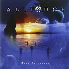 New listing  ALLIANCE - Road To Heaven - CD - Import - **BRAND NEW/STILL SEALED** - RARE