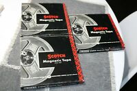 3 REEL TO REEL TAPEs - Marching and Swinging 3rd Revision 9-2-73 Ampex 3 3/4