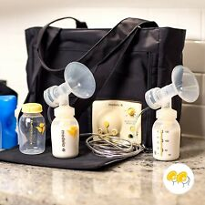 Medela-Pump-In-Style Original Double Breast Pump Electric w/Bag & Accessories