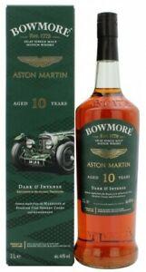 Bowmore 10 Years Aston Martin Edition, 1 L, Neu OVP, selten!