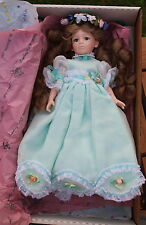 "Robin Woods - 15"" Alison Doll 1990 - Vintage in Box , Mint - 003090"