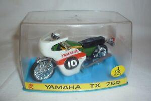 Bandai - Modèle- Moto - Yamaha Tx 750 - Emballage D'Origine - 1:20 - (6.DIV-11)