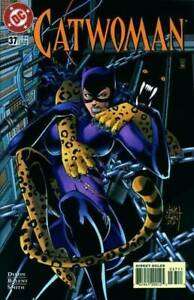 Catwoman # 37 1993 Series  Jim Balent Art 1st Print  Very Fine - N -Mint