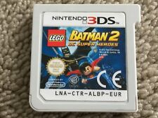 Lego Batman 2: DC Super Heroes - game only - Nintendo 3DS - free post