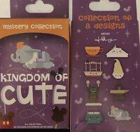 Disney Attractions Kingdom of Cute mystery sam eagle Pin