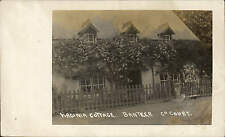 Warrington posted Virginia Cottage, Banteer Co Court. Card by HH Tonge Latchford