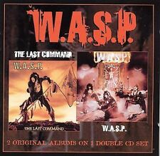 W.A.S.P. - W.A.S.P./THE LAST COMMAND (NEW CD)