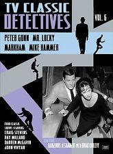 TV CLASSIC DETECTIVES Vol 6-  MIKE HAMMER, MR. LUCKY, MARKHAM, PETER GUNN