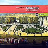 MARAIS: PIÈCES EN TRIO - MUSICA PACIFICA - 2CD LIKE NEW - BAROQUE CHAMBER MUSIC