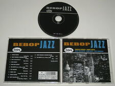 VARIOUS ARTISTS/BEBOP JAZZ(FANTASY FANCD 2018-2) CD ALBUM