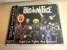 BIG DUMB FACE Duke Lion Fights The Terror!! JAPAN CD w/OBI LIMP BIZKIT m729