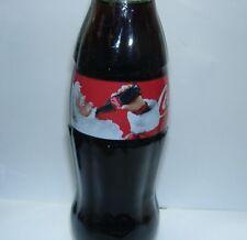 2012 Santa Christmas Holiday Coca-Cola Coke Bottle