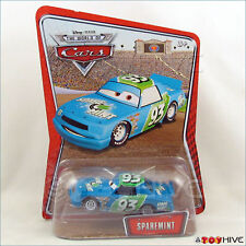 Disney Pixar World of Cars Sparemint Kmart Collector Day 1 Exclusive