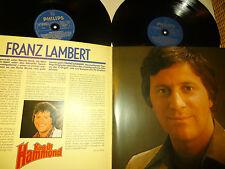 LP Vinyl Schallplatte Franz Lambert King Of Hammond Nr. 4 Langspiel-Platte 1976