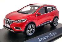 Norev 1/43 Scale Model Car 517784 - 2020 Renault Kadjar - Red