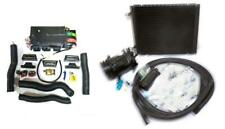 Gearhead AC Heat Defrost Mini Air Conditioning A/C Kit + Fittings & Compressor