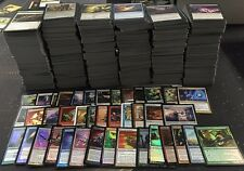 Over 1000 Magic the Gathering MTG card lot with FOILS/RARES INSTANT COLLECTION!