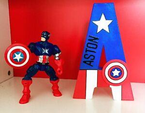 Childrens personalised letters. *Any Superhero. Avengers batman Marvel  boys