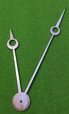 Reloj Antiguo Cuadrante Reloj Manos DC 2 hecha de acero de alto carbono * en el Reino Unido *