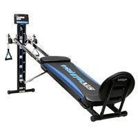 Total Gym XLS TG9D Universal Home Gym Workout Machine, Plus Accessories