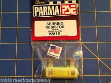 PARMA #281E  25 Ohm Sebring Controller Resistor from Mid America Raceway