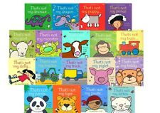 That's not my Toddlers Books Collection Set by Fiona Watt