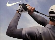 New Nike Therma Fit Sleeve Golf 2 Sleeves Gray S/M Small Medium Unisex Pouch