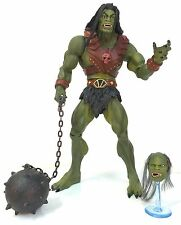 Official MEGATOR Masters of The Universe Classics MOTUC He-man MOTU a
