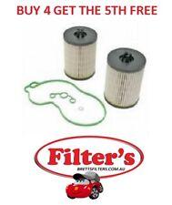 Fuel Filter VOLKSWAGEN VW TOUAREG 5.0L V10 7L TDi AYH BKW DIESEL 2004 - 2010 BTP