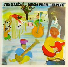 CD-The Band-Music from Big Pink-a4852