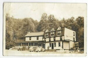 RPPC,MOUNTAIN INN HOTEL~EAST OF LAUGHLINTOWN,PA ROUTE 30