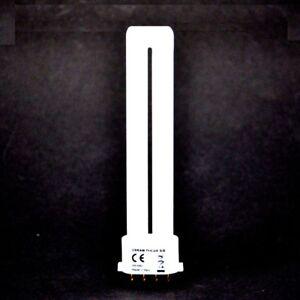 OSRAM Dulux S/E 9 W/840 Lumilux Cool White 2G7 Lamp Lampada T19