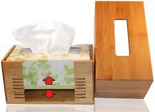 Tissue Box Cover for Kleenex, Preference, Envision, Kleenex Holder By PandPal
