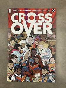 Crossover #1 1:25 Tradd Moore Variant Cover Donny Cates Image Comics 2020